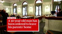Bố mẹ Mỹ kiện con trai 30 tuổi vì không dọn ra ở riêng