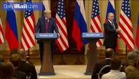 Tổng thống Trump tung bóng của ông Putin cho đệ nhất phu nhân