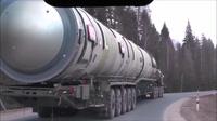 Cận cảnh tên lửa thế hệ mới Sarmat của Nga
