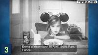 Emma Watson từ năm 3 tuổi tới năm 27 tuổi