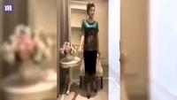 Chóng mặt xem người mẫu ảnh thời trang online đổi dáng tốc độ… 1 giây