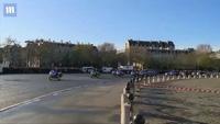 Hàng ngàn người tập trung để dự lễ tang nam ca sĩ Johnny Hallyday tại Paris