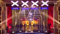 """Amanda Holden xuất hiện tại """"Britain's Got Talent"""""""