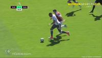 Bàn thắng của Martial vào lưới Burnley
