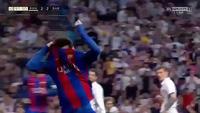 Bàn thắng quyết định của Messi vào lưới Real Madrid
