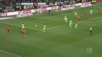 Chiến thắng 6-0 của Bayern Munich trước Wolfsburg