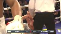 Xem lại khoảnh khắc Klitschko bị hạ knock-out