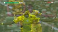 Chiến thắng của Dortmund trước Frankfurt ở chung kết cúp quốc gia Đức