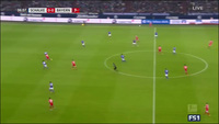 James Rodriguez ghi bàn đầu tiên, Bayern Munich vùi dập Schalke