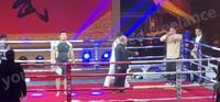 Đoạn video cho thấy trận đấu giữa Từ Hiểu Đông và Đinh Hạo kết thúc với kết quả hòa