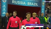 Vắng Neymar, Brazil vẫn vùi dập chủ nhà World Cup 2018