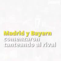 Real Madrid giành chiến thắng trước Bayern Munich