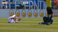 Tát trộm đối thủ, Ibrahimovic bị truất quyền thi đấu