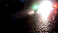 TP Huế ngập nặng sau cơn mưa cực lớn