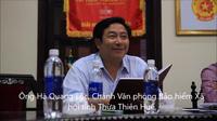 Chánh Văn phòng Bảo hiểm Xã hội tỉnh Thừa Thiên Huế cho biết trường phổ thông Huế Star còn mắc nợ BHXH hơn 1,3 tỷ đồng tính đến cuối tháng 4/2018