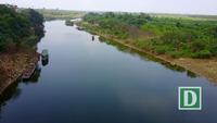 """Hà Nội: Xóm bè bãi giữa sông Hồng """"lên bờ"""" sau 40 năm tồn tại"""