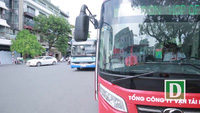 Danh thắng Hà Nội từ góc nhìn trên xe buýt 2 tầng