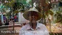 Người Dân Khmer ở ấp Hòa Khanh mong có điện