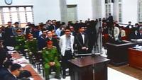 Tuyên án ông Đinh La Thăng, Trịnh Xuân Thanh