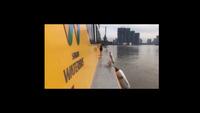 Cận cảnh tàu buýt đầu tiên của Sài Gòn