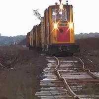 Choáng với những cung đường sắt xuống cấp nghiêm trọng