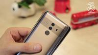 Thực tế smartphone cao cấp Mate 10 Pro mới ra mắt của Huawei