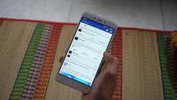 Trải nghiệm chức năng của ứng dụng Swiftly Swich để sử dụng smartphone bằng một tay dễ dàng hơn