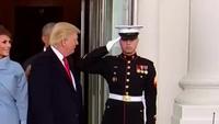 """Hài hước clip """"lồng tiếng"""" cho ông Donald Trump trong ngày nhậm chức Tổng thống Mỹ đã có hơn 35 triệu lượt xem"""
