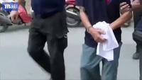 Khoảnh khắc trùm băng đảng Yakuza bị bắt giữ và khám xét nơi lẫn trốn