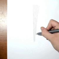 Bức tranh 3D vẽ tay cực kỳ ấn tượng