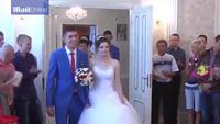 Thú vị đám cưới chung giữa 2 cặp song sinh với nhau