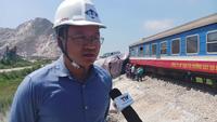Ông Khuất Việt Hùng cho biết, Phó Thủ tướng yêu cầu sớm khởi tố vụ án TNGT tàu hỏa ở Thanh Hóa