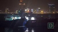 Vượt 60 hải lý, cứu 13 ngư dân gặp nạn trong thời tiết sóng cao trên 3m