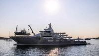Cận cảnh siêu du thuyền Ulysses trị giá 150 triệu USD.