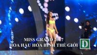 Người đẹp Hoa hậu Hòa bình nóng bỏng trong trang phục áo tắm