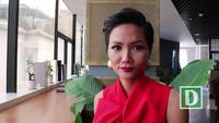 """Hoa hậu H'hen Niê: """"Tôi đã sử dụng toàn bộ tiền thưởng cho hoạt động xã hội"""""""