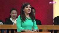 """Sau 31 năm chung sống, vợ chồng Ngân Quỳnh - Nguyễn Chung bất ngờ """"kiện"""" nhau ra tòa. Ngân Quỳnh """"tố"""" chồng mất 45 phút để """"chưng diện"""" trước khi ra đường, khoảng thời gian còn nhiều hơn cả cô."""