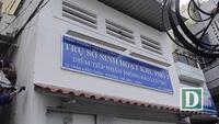 Ông Đoàn Ngọc Hải chỉ đạo tháo dỡ trụ sở khu phố 3 của phường Tân Định