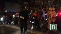 Cảnh sát khống chế hàng trăm thanh niên quá khích sau trận chung kết U23 Việt Nam