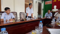 Chánh Thanh tra tỉnh Cà Mau nói về lộ nguồn câu hỏi thi công chức.
