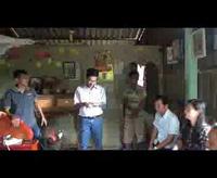 Trao tiền nhân ái cho 2 hoàn cảnh ở Bạc Liêu.