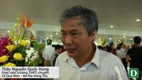 Thầy Hiệu trưởng THPT Chuyên Lê Quý Đôn chia sẻ về niềm vui khi học trò xuất sắc giành huy chương vàng IMO