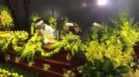 Lễ tang PGS Văn Như Cương