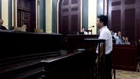 Bị cáo Hùng thừa nhận sai phạm