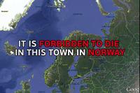 Đến thị trấn nhỏ ở Na Uy, nơi cái chết bị coi bất hợp pháp