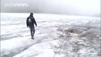 Phát hiện 2 thi thể dưới lớp băng sau 75 năm mất tích