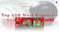 Dưa hấu đen là một trong những loại quả đắt nhất thế giới
