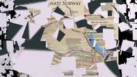 Ga tàu điện ngầm bỏ hoang Cincinnati, Ohio, Mỹ