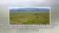 Phát hiện ngôi mộ cổ lâu đời nhất của Hoàng tử người Scythia có thể chứa kho báu