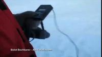 Nơi lạnh nhất thế giới khiến nhiệt kế cũng vỡ tung vì quá lạnh